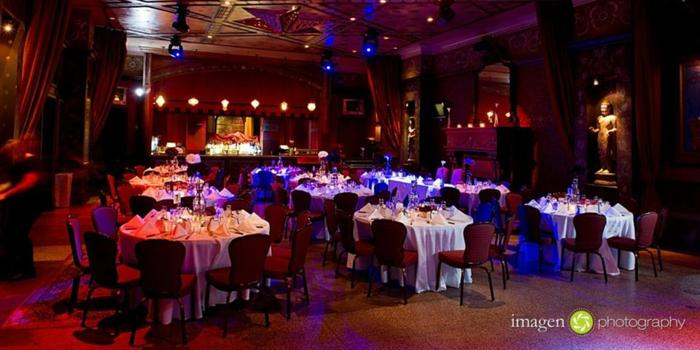 House Of Blues Cleveland wedding venue picture 13 of 16 - Photo by: Imagen Photography