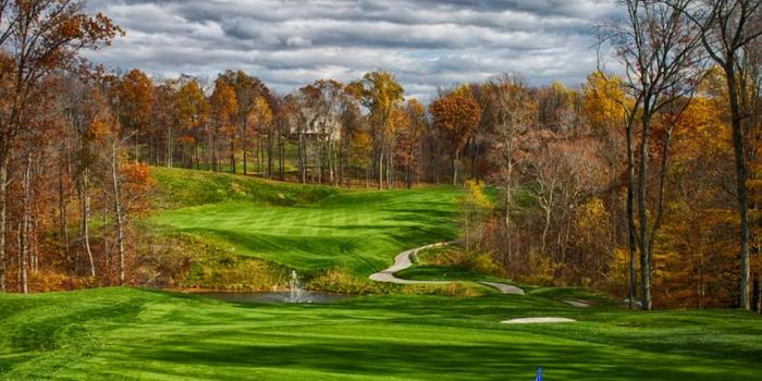 Diamond Run Golf Club wedding Pittsburgh