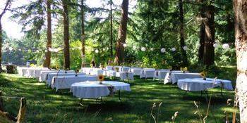 Four Springs House weddings in Camano Island WA