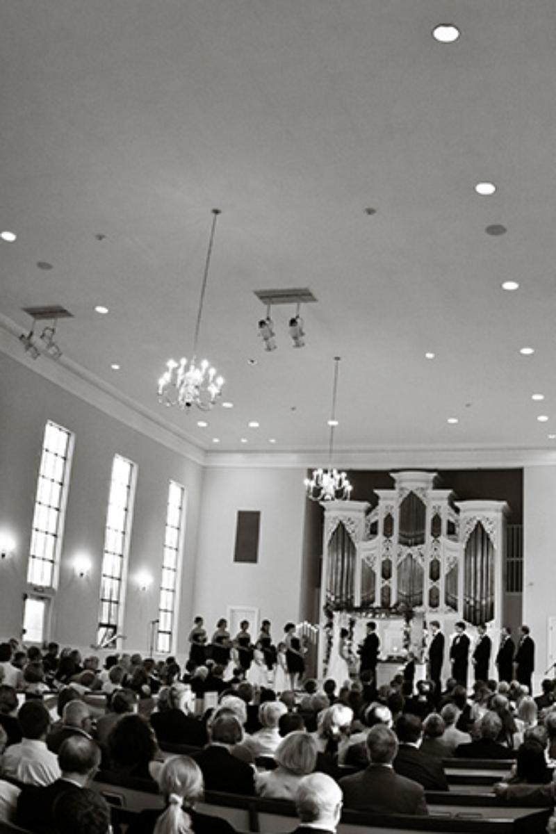 Kilworth Chapel wedding venue picture 9 of 16 - Photo by: Wall Flower Photography