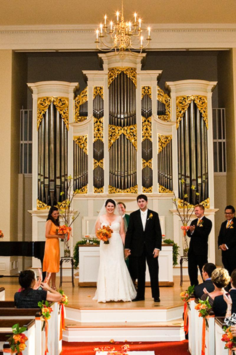 Kilworth Chapel wedding venue picture 3 of 16 - Photo by: Wall Flower Photography