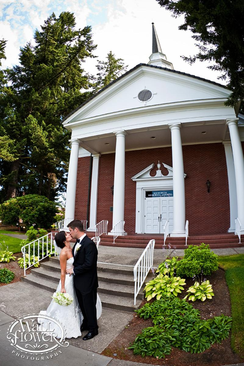Kilworth Chapel wedding venue picture 6 of 16 - Photo by: Wall Flower Photography