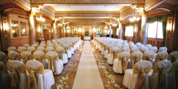The Historic Davenport Hotel weddings in Spokane WA