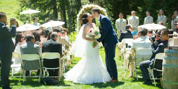 Sugar Bowl Resort wedding venue picture 2 of 16 - Photo by: Quinn Photography