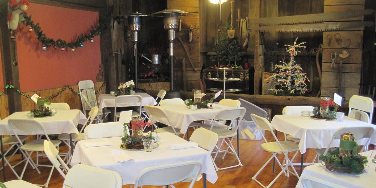 Meux Home Museum Weddings