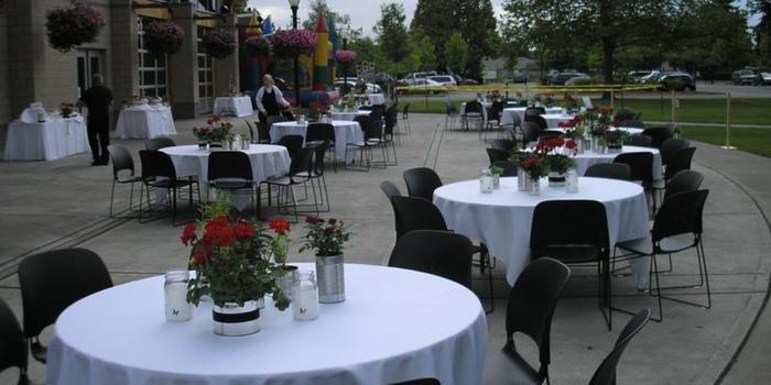 Wedding venues in puyallup wa mini bridal for Indoor wedding venues washington state