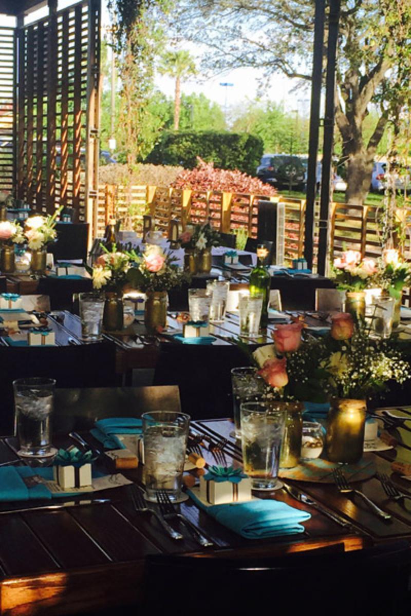 Backyard Wedding Reception Houston Budget Or