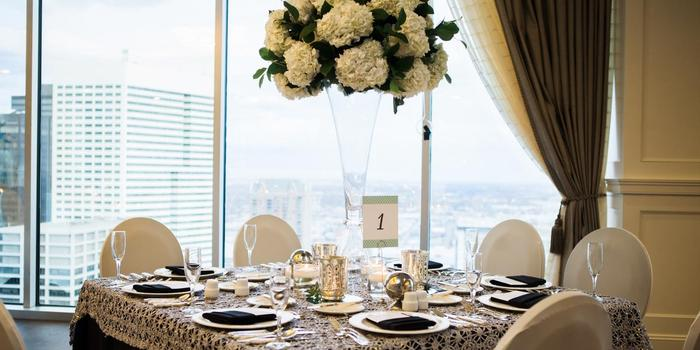 Petroleum Club of Houston wedding venue picture 4 of 8 - Photo by: Akil Bennett Photography