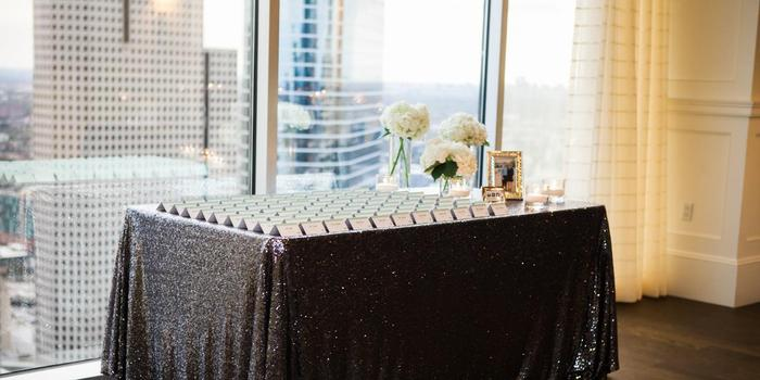 Petroleum Club of Houston wedding venue picture 5 of 8 - Photo by: Akil Bennett Photography