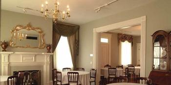 Elisha Morgan Mansion weddings in Fairfield OH