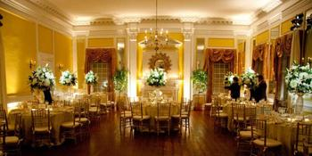 Grey Rock Mansion weddings in Pikesville MD