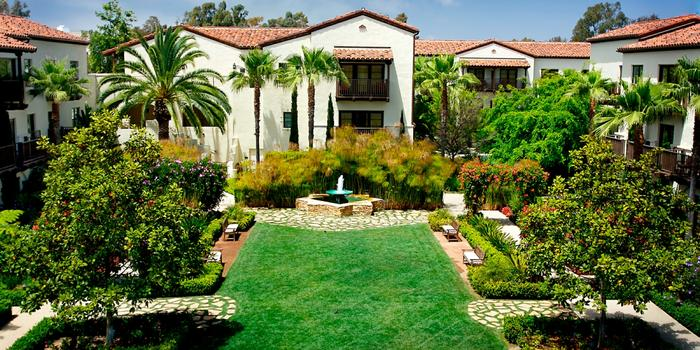 Estancia La Jolla Hotel & Spa Weddings | Get Prices for Wedding Venues