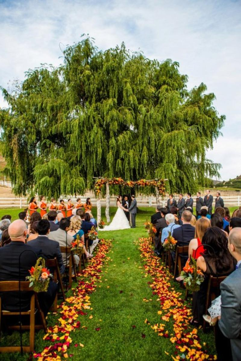 Saddlerock ranch weddings get prices for wedding venues for Beautiful gardens to get married in