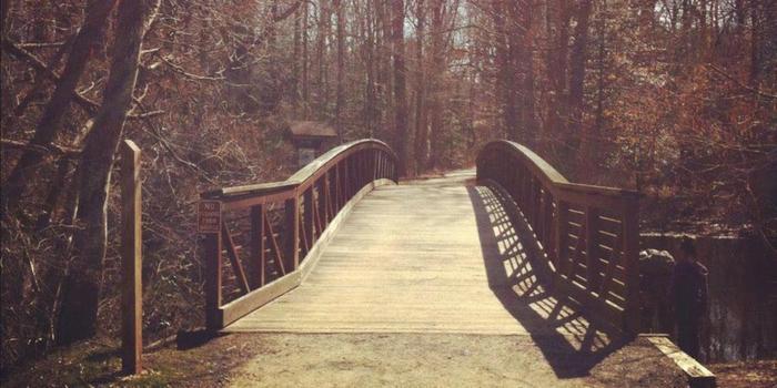Killens Pond Nature Center wedding Delaware