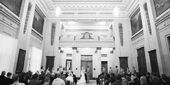 Memorial Hall weddings in Dayton OH
