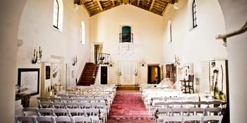 Junipero Serra Museum weddings in San Diego CA