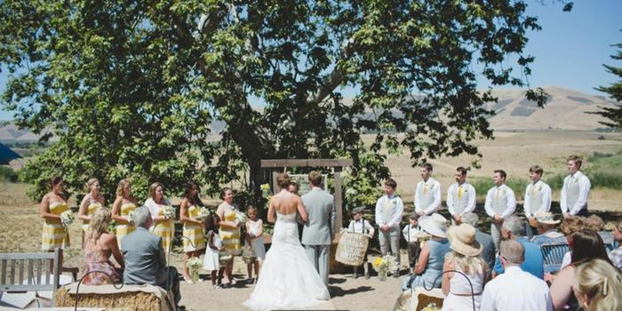 Dana Cultural Center wedding Central Coast