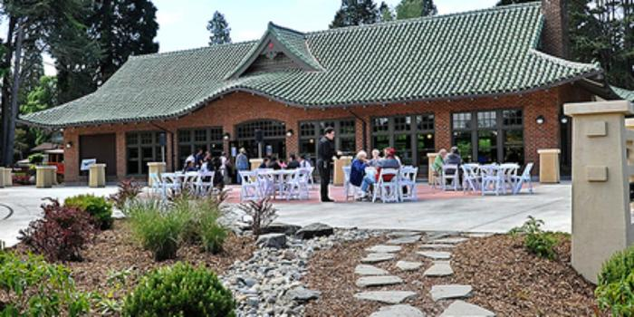 Point Defiance Pagoda wedding venue picture 4 of 15 - Provided by: Point Defiance Pagoda