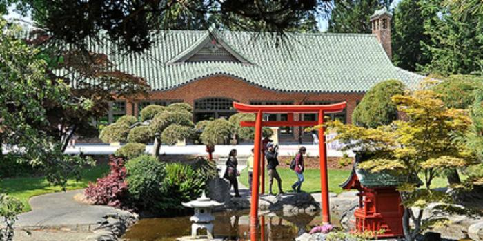 Point Defiance Pagoda wedding venue picture 8 of 15 - Provided by: Point Defiance Pagoda