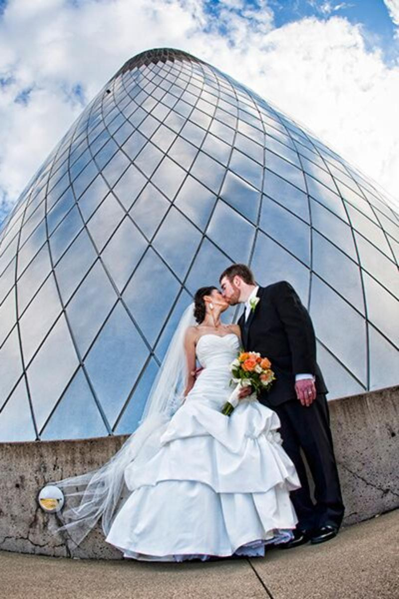 Museum of Glass wedding venue picture 16 of 16 - Photo by: Wallflower Photography