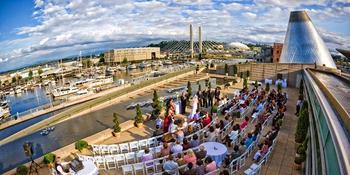 Museum of Glass Weddings in Tacoma WA