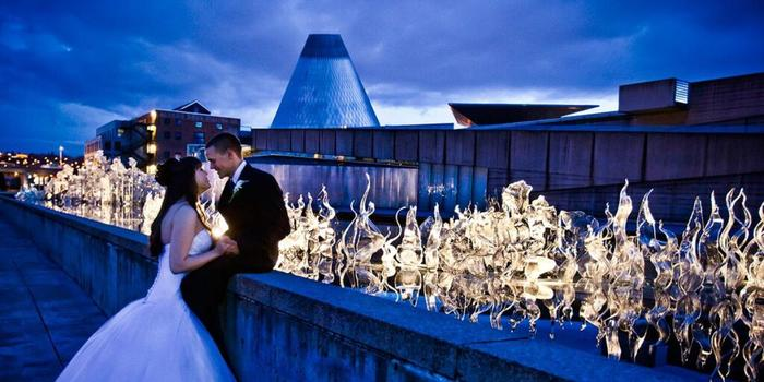 Museum of Glass wedding venue picture 2 of 16 - Photo by: Wallflower Photography