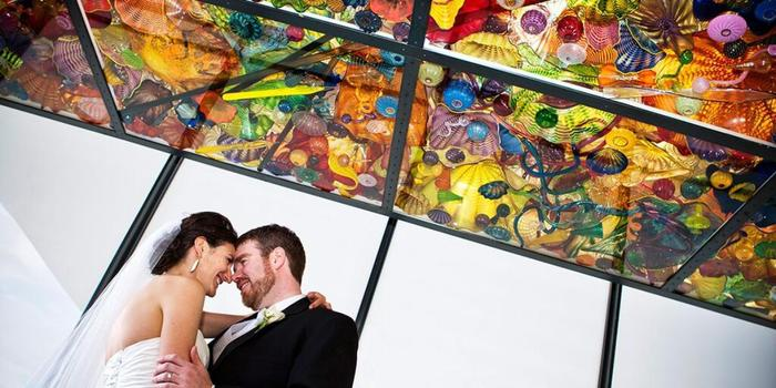 Museum of Glass wedding venue picture 6 of 16 - Photo by: Wallflower Photography
