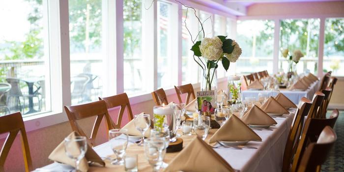 Point Breeze Restaurant wedding venue picture 14 of 16 - Photo by: Kan Photography