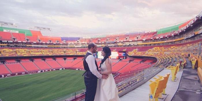 FedExField  wedding venue picture 3 of 8 - Provided by: FedExField