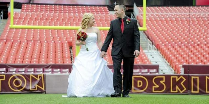 FedExField  wedding venue picture 4 of 8 - Photo by: Lisa Hoover Photography