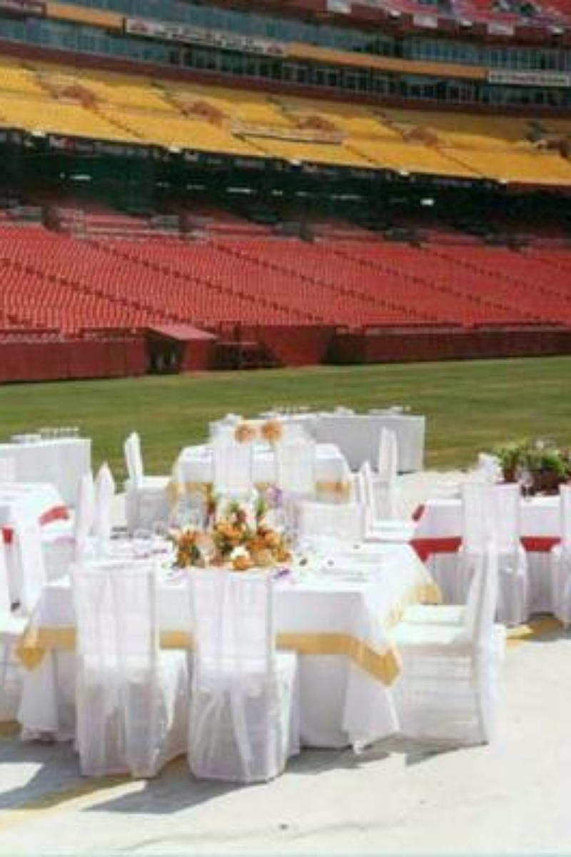 Redskins Special Events wedding venue picture 12 of 12 - Provided by: Redskins Special Events