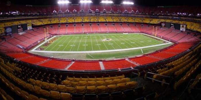 FedExField  wedding venue picture 7 of 8 - Provided by: Redskins Special Events