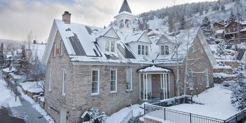 Washington School House Hotel weddings in Park City UT