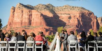 Sedona Golf Resort weddings in Sedona AZ