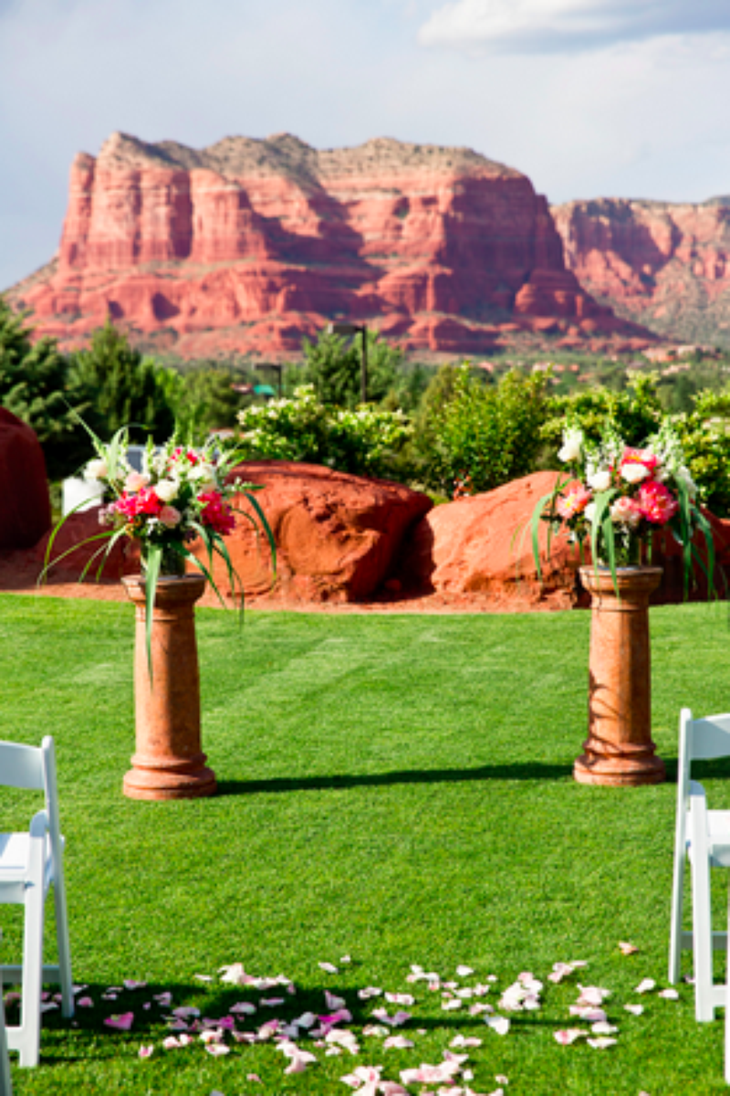Sedona Golf Resort Wedding Venue Picture 6 Of 16 Provided By
