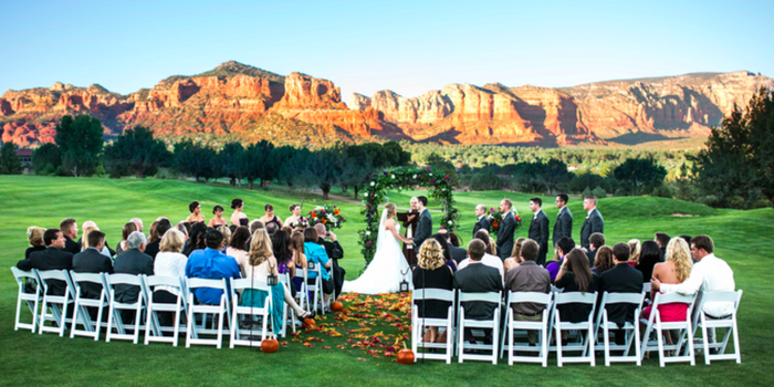 Sedona Golf Resort Weddings Get Prices For Wedding Venues In AZ