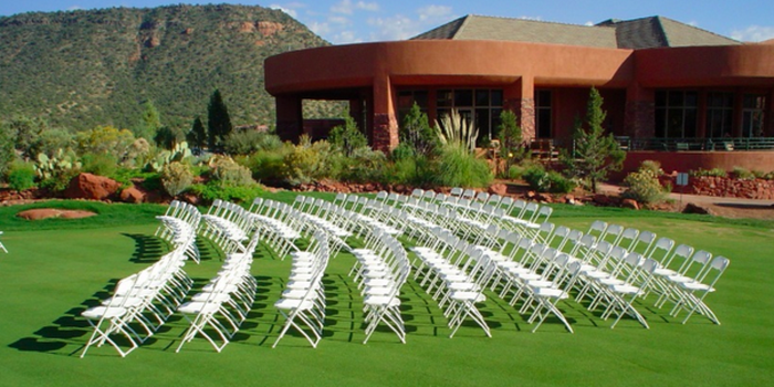 Sedona Golf Resort Wedding Venue Picture 13 Of 16 Provided By
