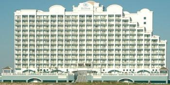 Hilton Ocean City Oceanfront Suites weddings in Ocean City MD