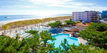 Holiday Inn Oceanfront weddings in Ocean City MD