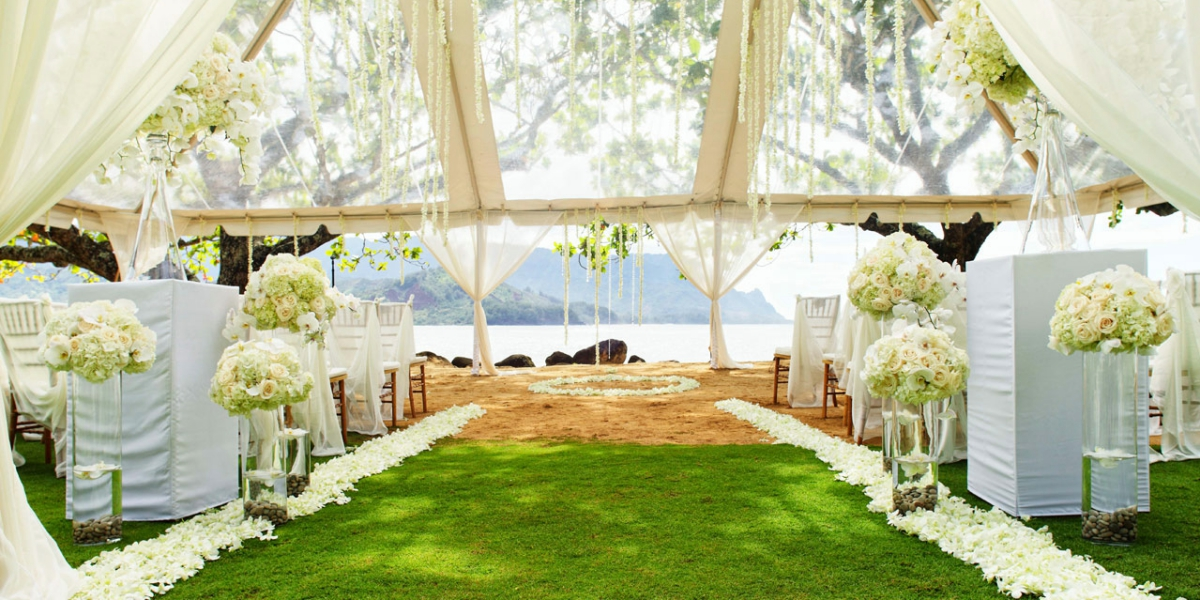 St Regis Princeville Weddings