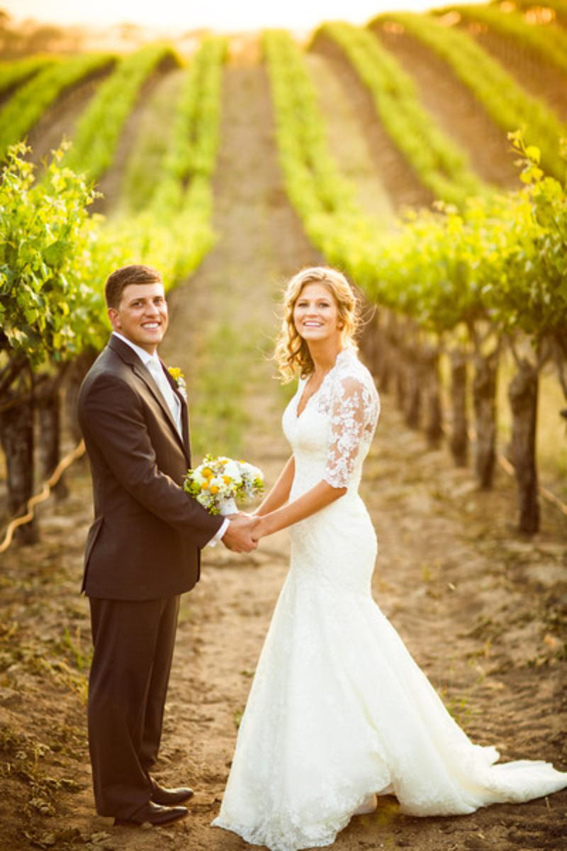 Eberle Winery wedding venue picture 9 of 16 - Photo by: Ely Roberts Photography