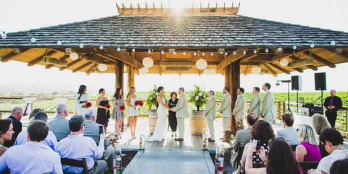 Eberle Winery wedding venue picture 1 of 16 - Photo by: Ely Roberts Photography