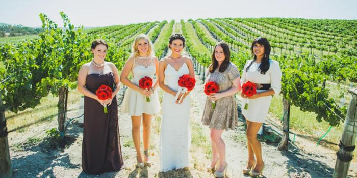 Eberle Winery wedding venue picture 5 of 16 - Photo by: Ely Roberts Photography