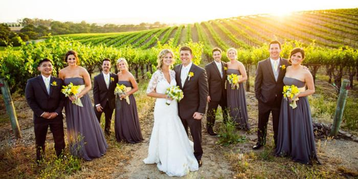 Eberle Winery wedding venue picture 10 of 16 - Photo by: Ely Roberts Photography