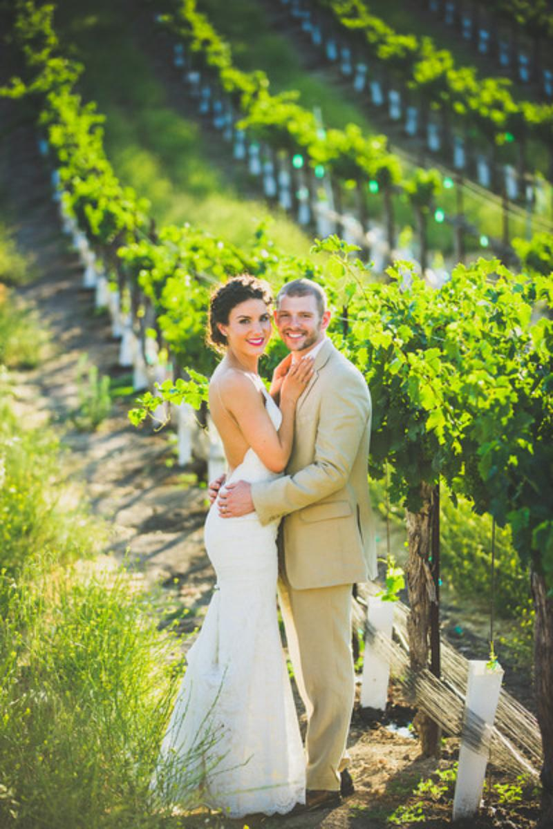 Eberle Winery wedding venue picture 8 of 16 - Photo by: Ely Roberts Photography