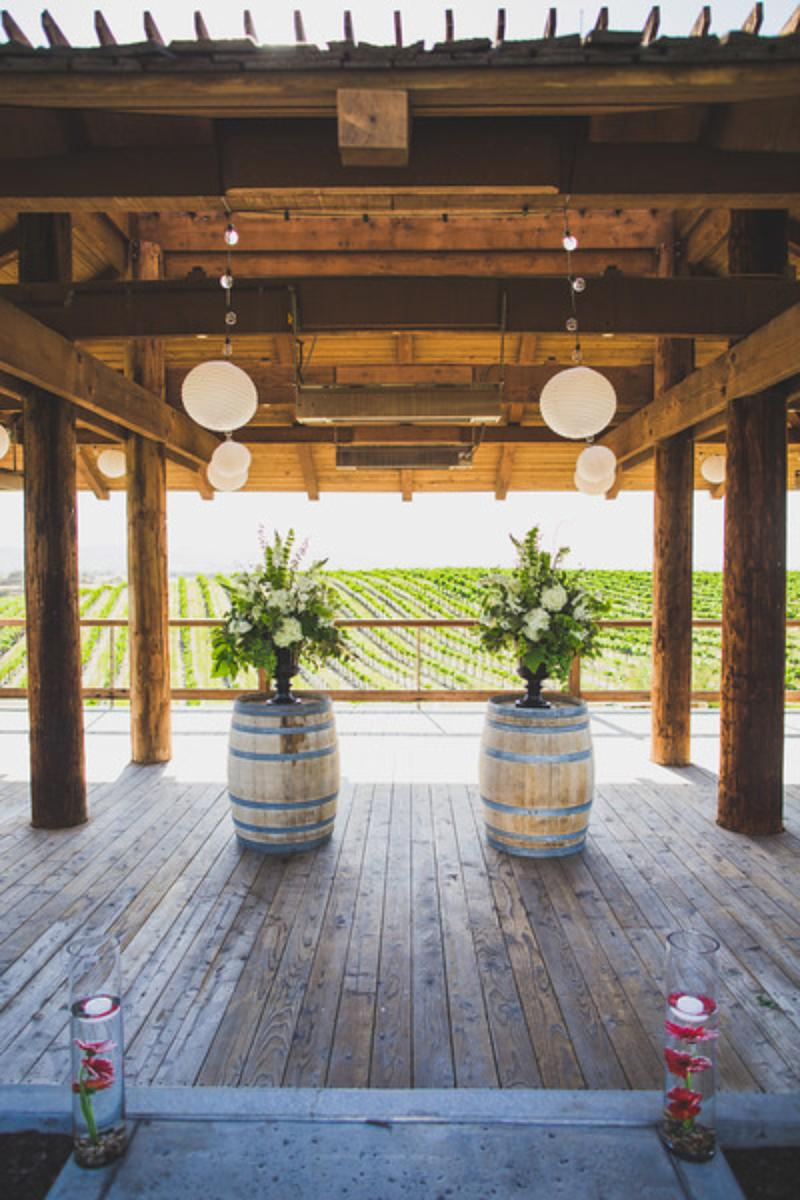 Eberle Winery wedding venue picture 15 of 16 - Photo by: Ely Roberts Photography