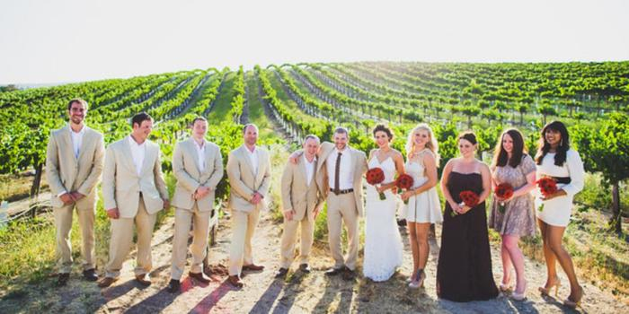 Eberle Winery wedding venue picture 13 of 16 - Photo by: Ely Roberts Photography
