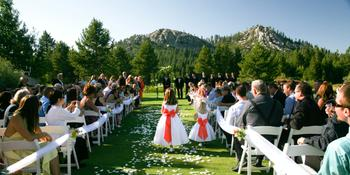 Lake Tahoe Golf Course weddings in South Lake Tahoe CA