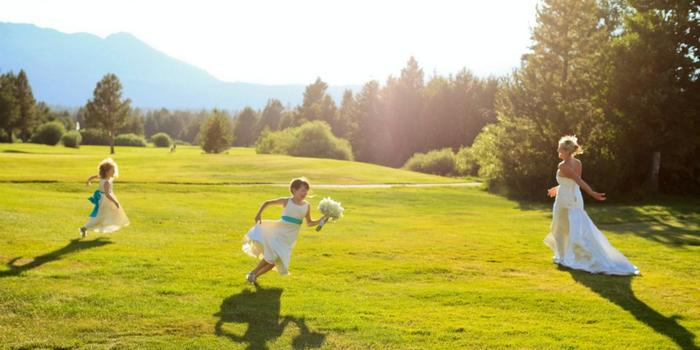 Lake Tahoe Golf Course wedding venue picture 8 of 16 - Photo by: Melina Wallisch Photography