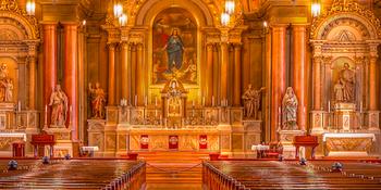 Old St. Mary's Church weddings in Cincinnati OH